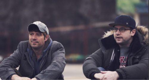 Neil George (left) Matt Root (right)